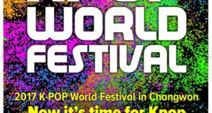 Changwon Kpop Festival