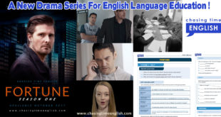 Changwon Expats Bring Us A Drama For English Language Learning