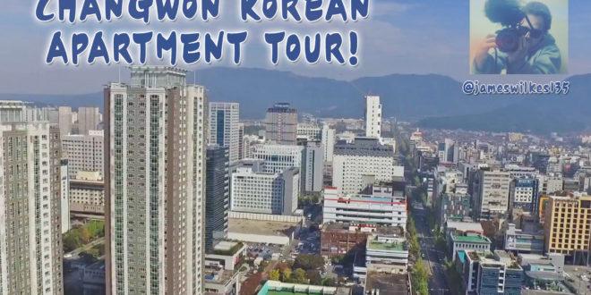 Changwon City Apartment Tour