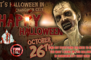 Changwon's Halloween Events