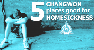 5 Places in Changwon You Need to Know for When the Homesickness Kicks In