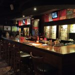 Next Bar Pizza in Changwon City, South Korea